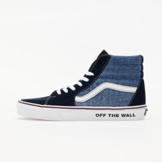 Vans Sk8-Hi Denim/Total Eclipse/ True White VN0A4U3C0EK1