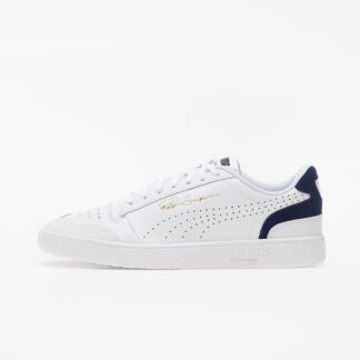 Puma Ralph Sampson Lo Perf Color Puma White-Peacoat 37475101
