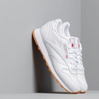 Reebok W Classic Leather White/ Gum 49803