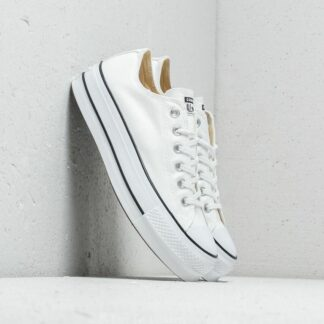 Converse Chuck Taylor All Star Lift Ox White/ Black/ White 3.5 560251C