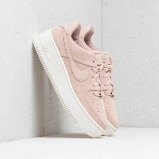 Nike W Air Force 1 Sage Low Particle Beige/ Particle Beige-Phantom AR5339-201