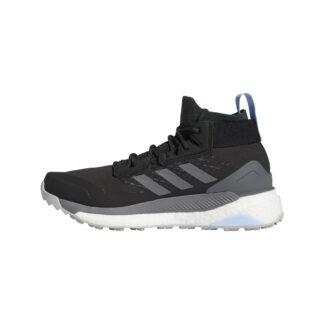adidas Terrex Free Hiker GTX W Carbon/ Grey Four/ Glow Blue G28464
