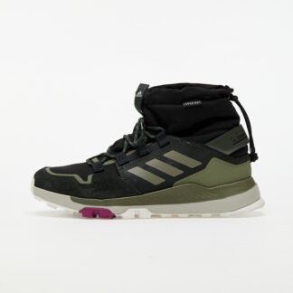 adidas Terrex Hikster Mid W Core Black/ Legend Green/ Legend Earth FW0391