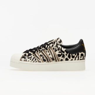 adidas Superstar Bold W Core Black/ Off White/ Gold Metalic FV3463