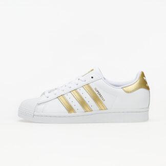 adidas Superstar W Ftw White/ Gold Metalic/ Ftw White FX7483