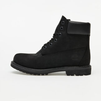 Timberland Premium 6 In Waterproof Boot Black TB08658A001