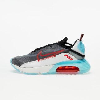 Nike W Air Max 2090 Black/ Chile Red-Bleached Aqua DA4292-001