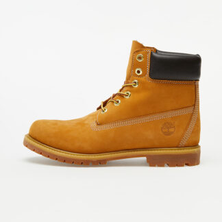 Timberland Premium 6 In Waterproof Boot Wheat Nubuck TB010361713W