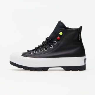 Converse Chuck Taylor All Star Lugged Winter Black/ Black/ White 569554C