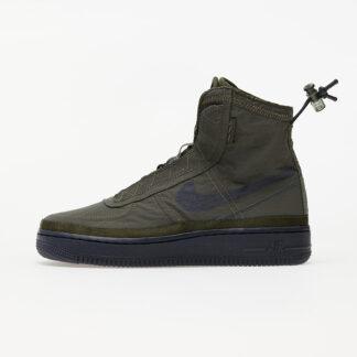 Nike W Air Force 1 Shell Cargo Khaki/ Off Noir-Seaweed BQ6096-301