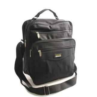 Černá taška přes rameno Sanchez Marvin černá