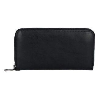 Elegantní dámská černá peněženka - Just Dreamz Mayce černá
