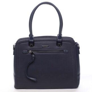 Dámská kabelka tmavě modrá - David Jones Heaven modrá