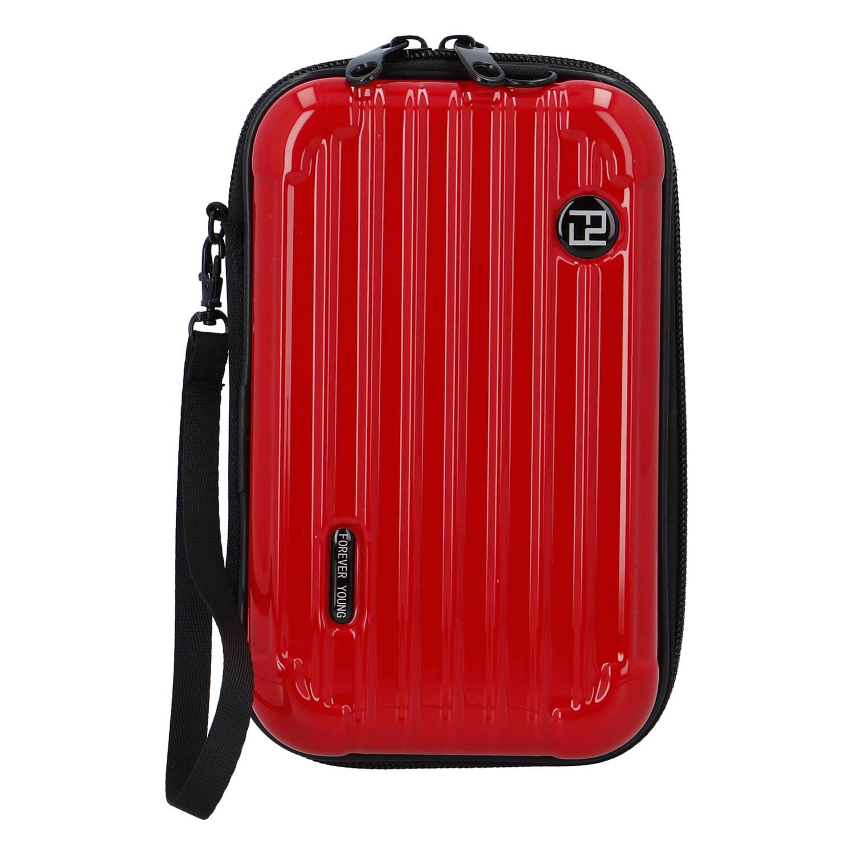 Malá dámská kabelka červená - Forever Young Driffe červená