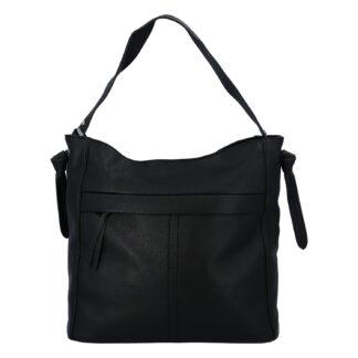 Dámská kabelka přes rameno černá - DIANA & CO Franzina černá
