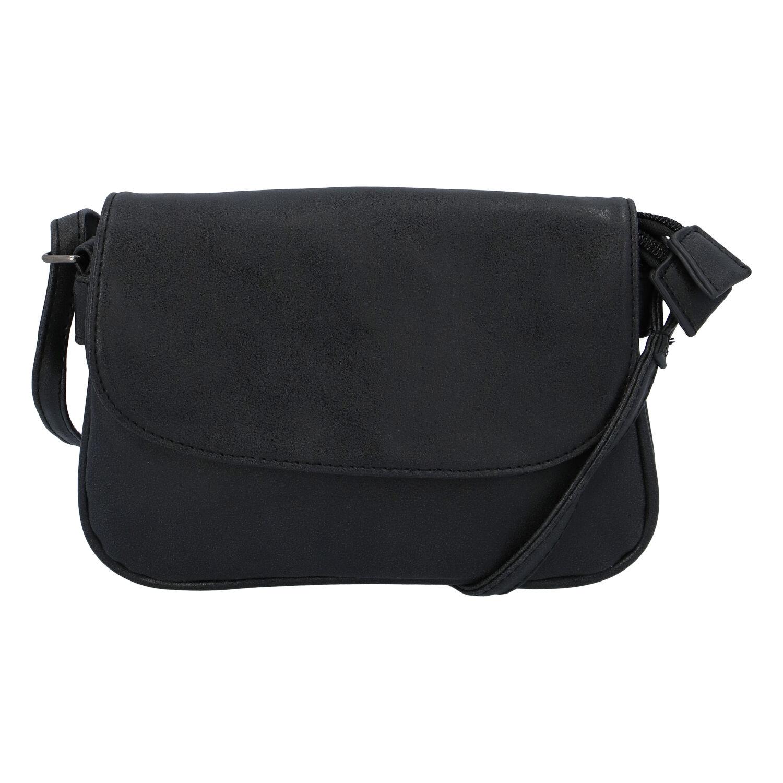 Malá dámská crossbody kabelka černá - Just Dreamz Mischelet černá