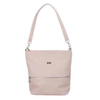 Dámská kabelka světle růžová - SendiDesign Woman růžová
