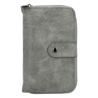 Dámská peněženka šedá - Just Dreamz Seems šedá