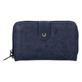 Dámská peněženka tmavě modrá - Just Dreamz Seems tmavě modrá