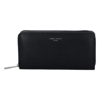 Dámská peněženka černá - David Jones P101 černá