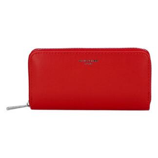 Dámská peněženka červená - David Jones P101 červená
