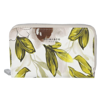 Dámská peněženka béžová - DIANA & CO Beperk béžová
