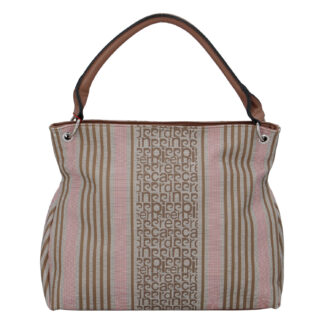 Dámská kabelka přes rameno hnědá - Pierre Cardin Jessy hnědá