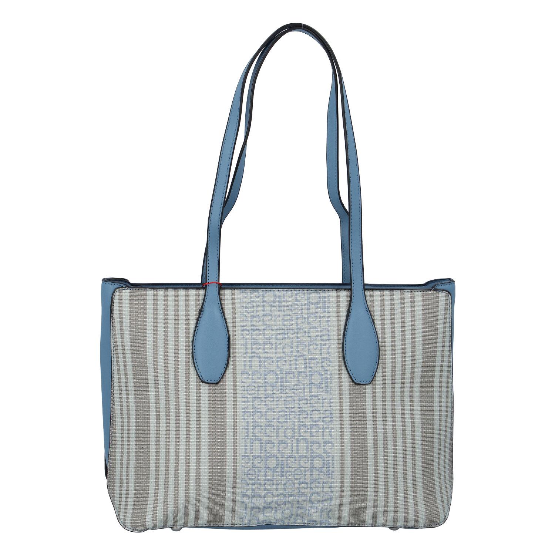 Dámská kabelka přes rameno bledě modrá - Pierre Cardin Sofien modrá