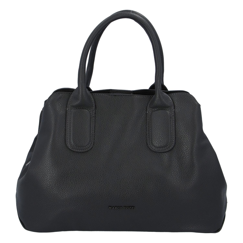 Dámská módní kabelka šedá - Marco Tozzi Zulu šedá