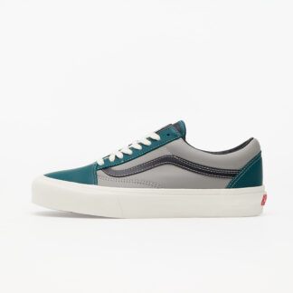Vans Old Skool Vlt LX (Leather) June Bug/ Drizzle VN0A4BVF2TT1