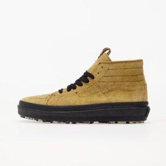 Vans x Taka Hayashi Sk8-Boot LX (Hairy Suede) Tapenade/ Black VN0A4UWQ2W41