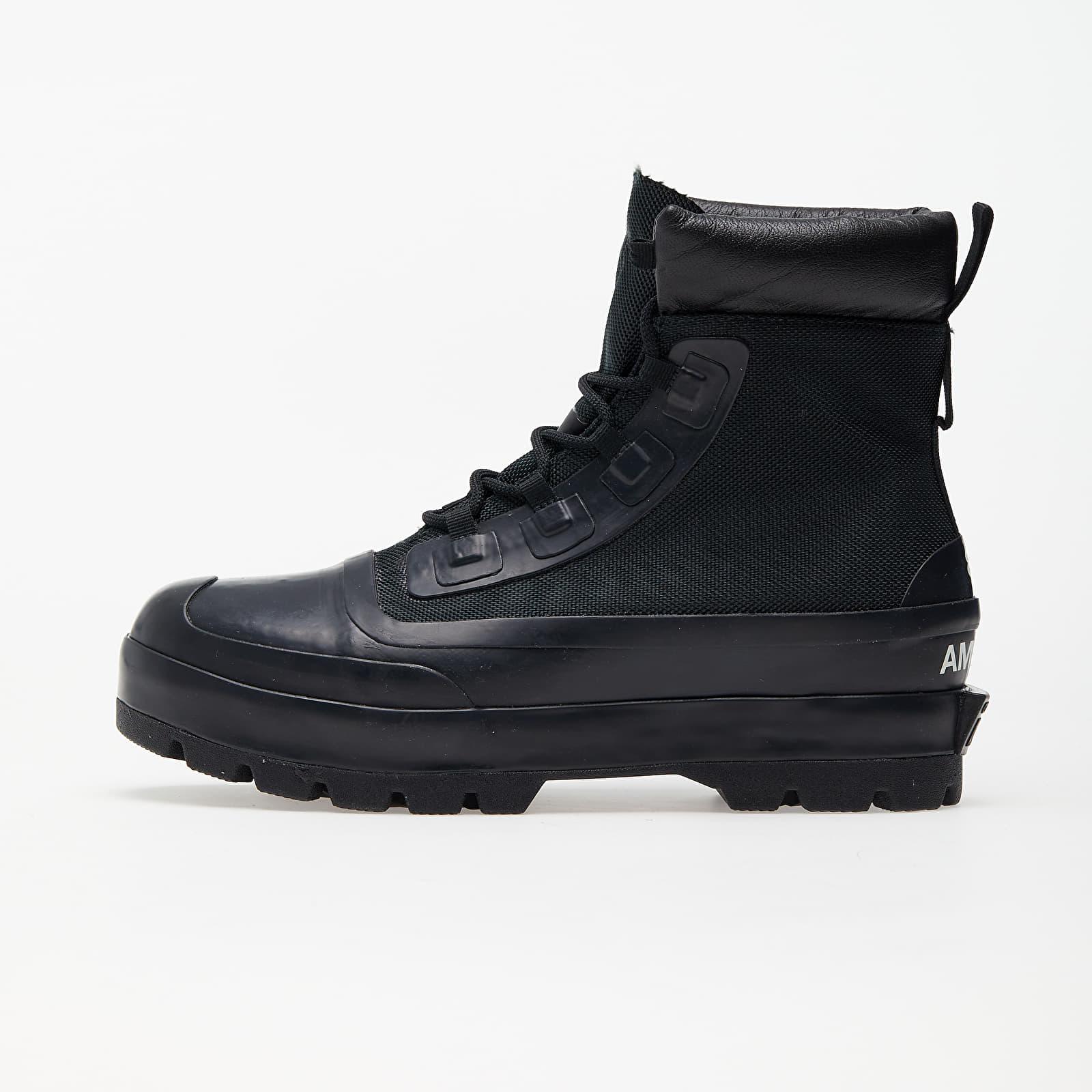 Converse x Ambush Chuck Taylor All Star Duck BOOT Black/ Black/ Black 170588C