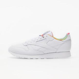 Reebok Classic Leather White/ White/ Multicolor FX4774