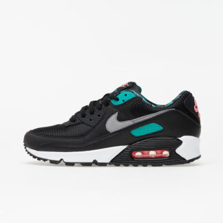 Nike Air Max 90 Cl Black/ Particle Grey-New Green-White DC0958-001