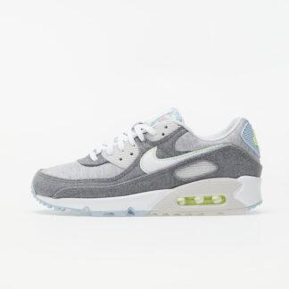 Nike Air Max 90 NRG Vast Grey/ White-Barely Volt CK6467-001