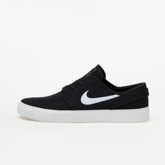 Nike SB Zoom Stefan Janoski Canvas RM Black/ White-Thunder Grey-Gum Light Brown AR7718-001