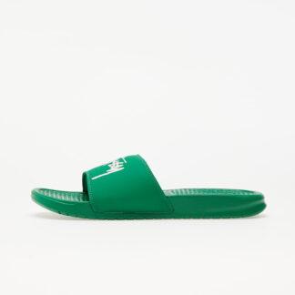 Nike x Stüssy Benassi Pine Green/ Sail DC5239-300