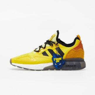 adidas x Ninja ZX 2K Boost Yellow/ Legend Gold/ Tech Copper FZ1882