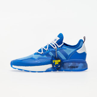 adidas x Ninja ZX 2K Boost Blue/ Ftw White/ Core Green FZ1883