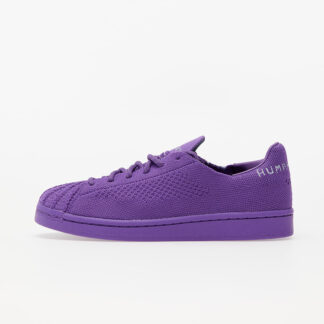 adidas x Pharrell Williams Superstar Pk Active Purple/ Grey Two/ Night Red S42929