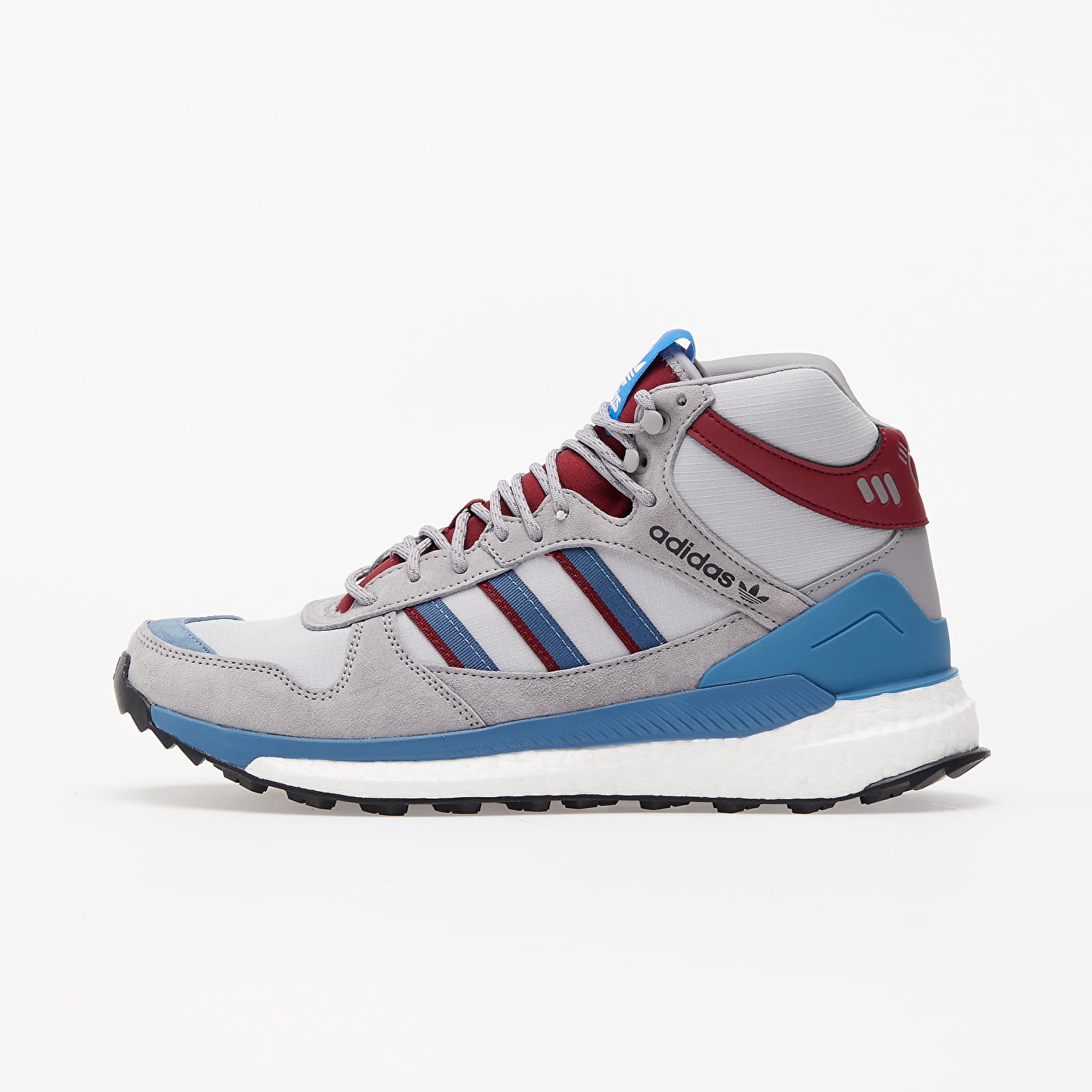 adidas Marathon Human Made Clear Onix/ St Stonewash Blue/ Collegiate Burgundy FY9149