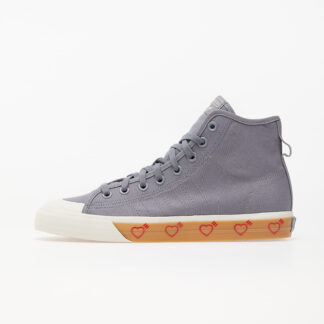 adidas Nizza Hi Human Made Grey Five/ Grey Five/ Grey Five FY5187