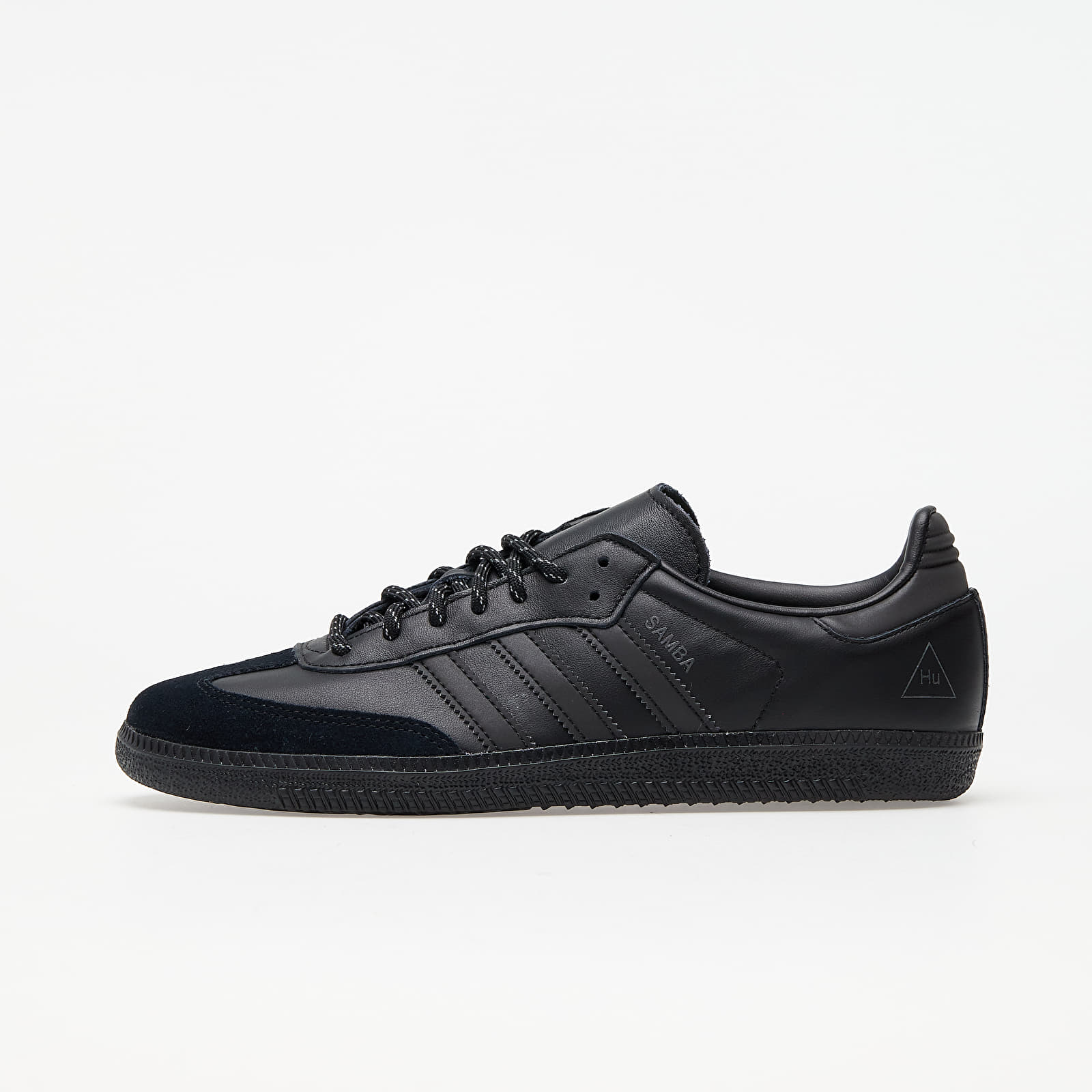 adidas x Pharrell Williams Samba Core Black/ Core Black/ Core Black GY4978