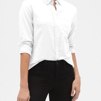 GAP bílá dámská košile