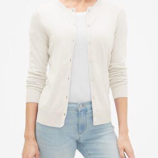 GAP bílý dámský svetr