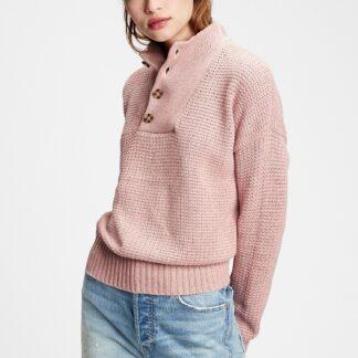 GAP růžový dámský svetr