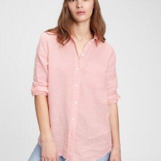GAP růžová dámská košile