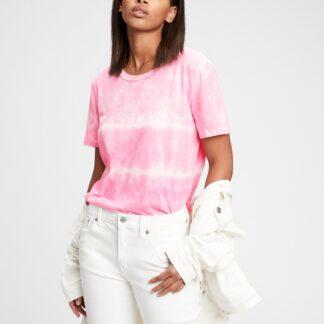 GAP růžové dámské tričko