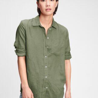 GAP zelená dámská košile