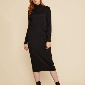 ZOOT černé svetrové šaty Susie